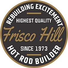 Frisco Hill Vintage Circle Logo Vector.p