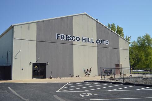 Frisco Hill Auto
