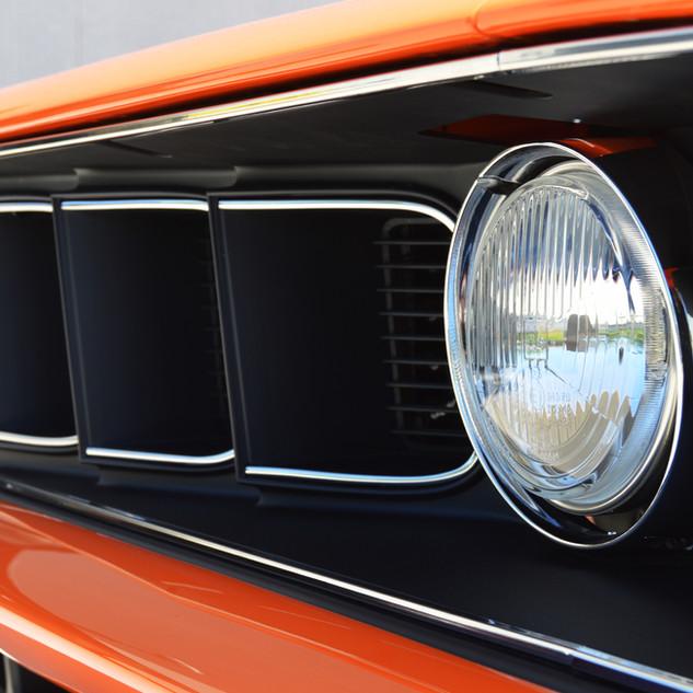 1971 Maximum Overdrive Kuda