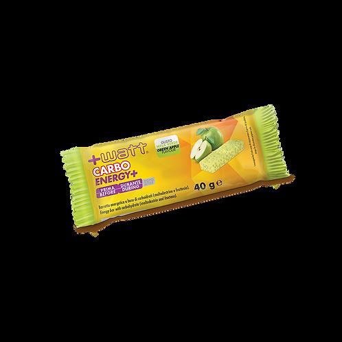 Carbo Energy +  4 goûts - pomme verte/abricot/fruits des bois/agrumes