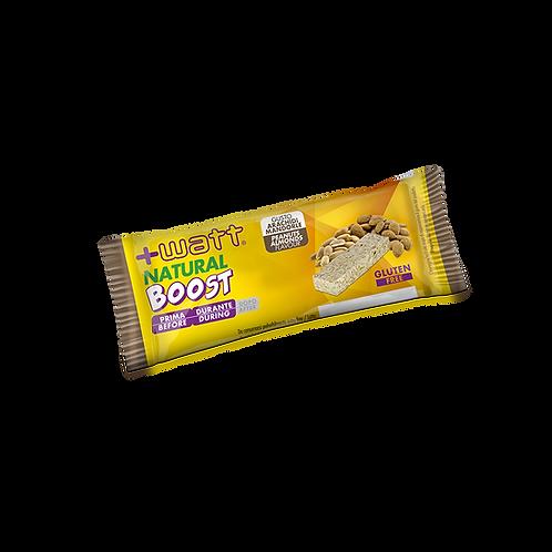 Natural Boost 2 goûts arachides/manades et figue/noix