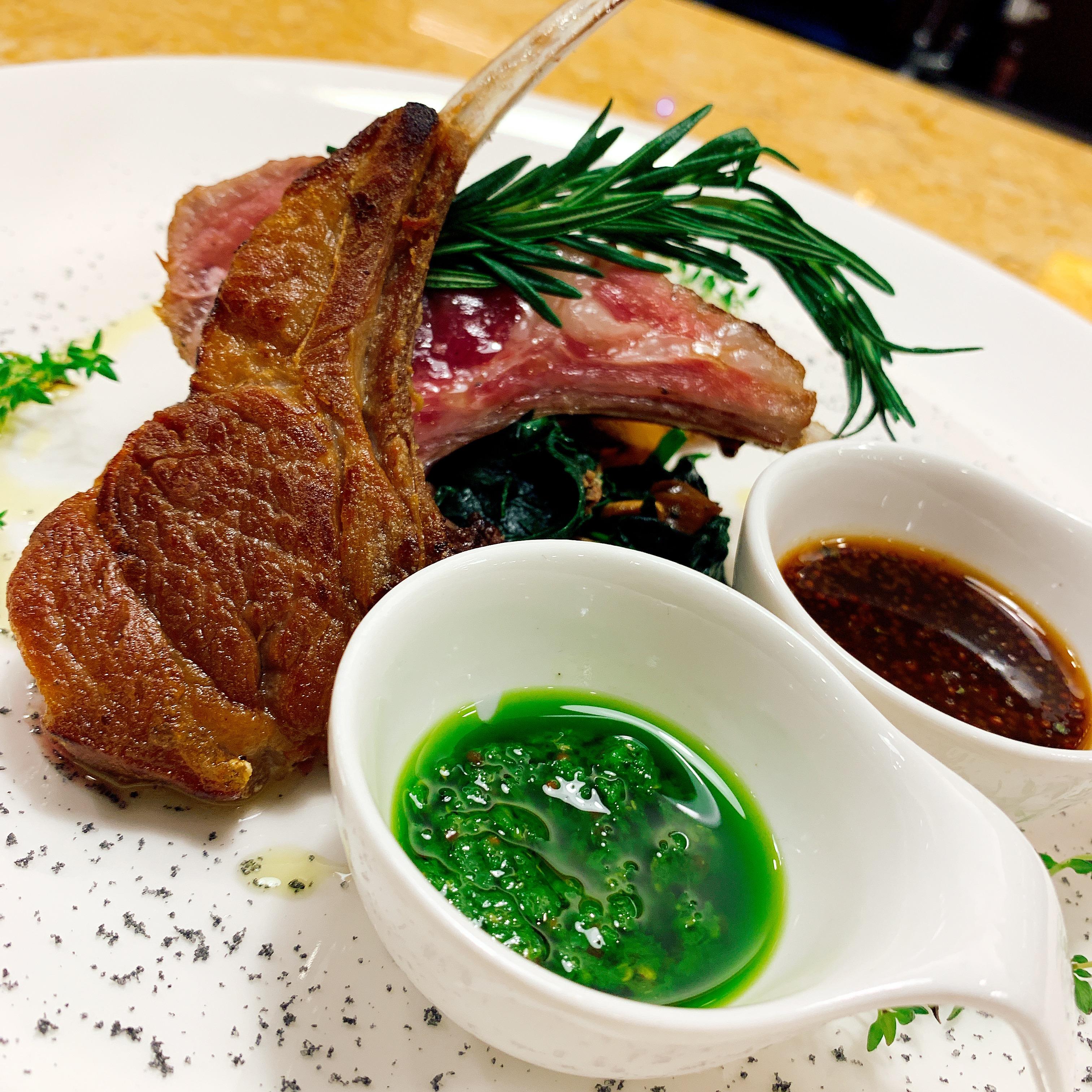 Brunello's Australian Lamb