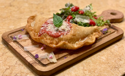Brunello's Fried Pizza Fritta
