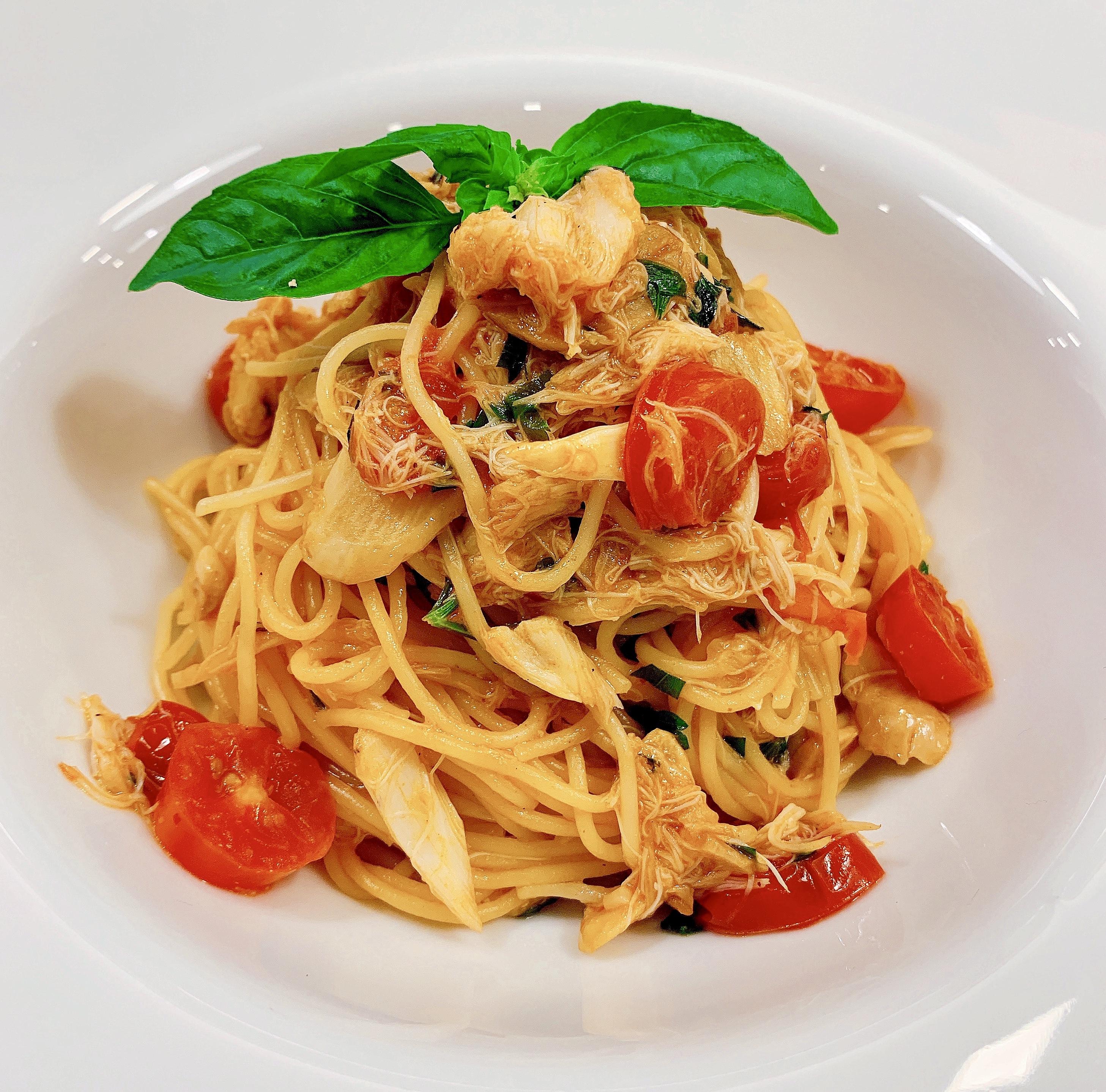 Brunello's Cappellini Crab Meat