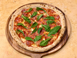 Brunello's Diavola Pizza