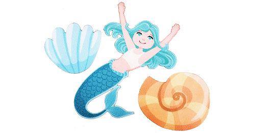 Mermaid-003-VALUE PACK