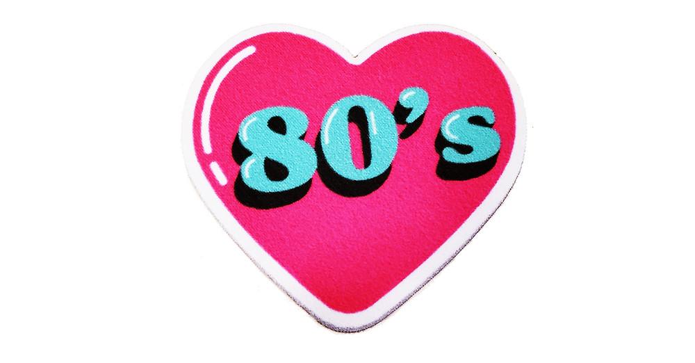 I heart the 80's