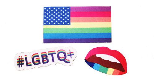 LGBTQ+-001 VALUE PACK