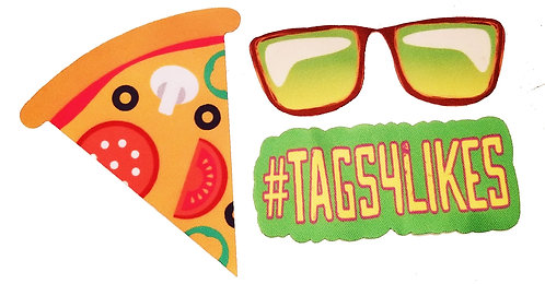 Emoji - Pizza Party
