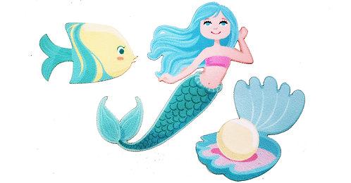 Mermaid-001-VALUE PACK