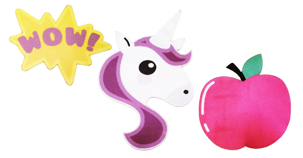 Magical Purple hair unicorn VALUE PACK