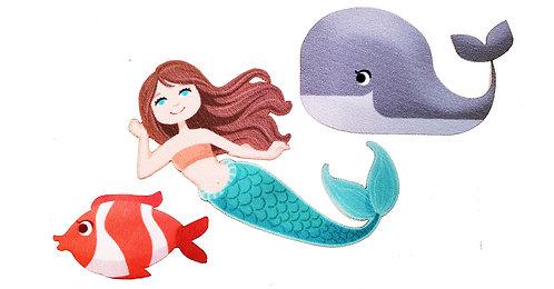 Mermaid-004-VALUE PACK