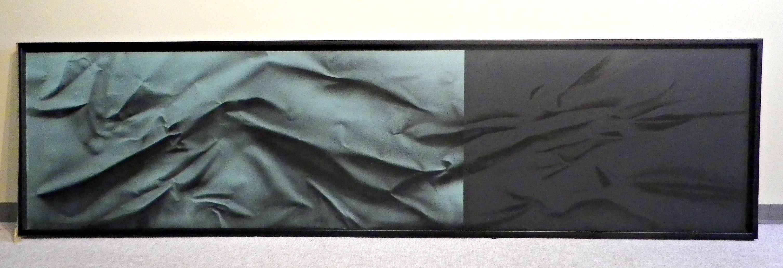 'Black & Teal'   85x22