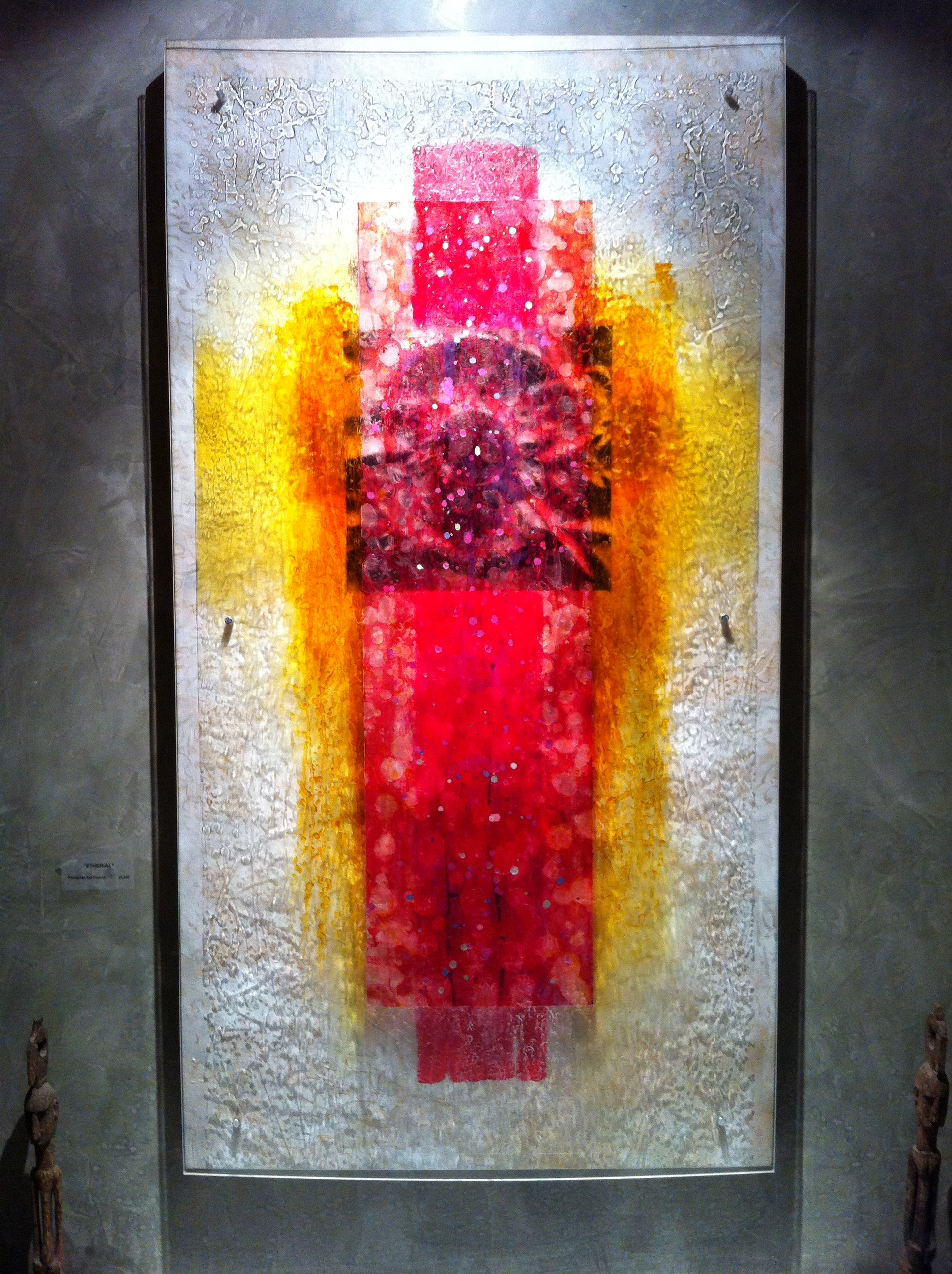 'Untitled' | 32 x 56