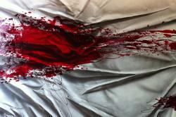 'Cherry Splash' |  24 x 60