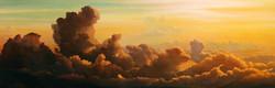 "'Morning Sky' | 24"" x 48"" | Sold"