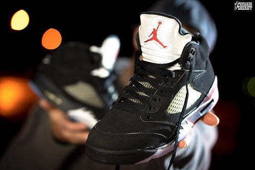 Nike Air Jordan V Black Metallic OG