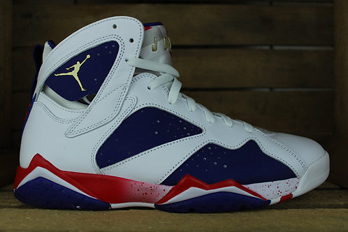 "NIKE AIR JORDAN 7 RETRO ""TINKER ALTERNATE OLYMPIC"""