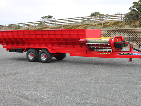 How to Choose Which Grain Feed Out Carts to Buy