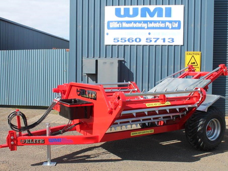 The 4 Best Features Of Our Hay Feed Out Carts