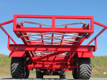 8 Fun Facts About Our Hay Feed Out Carts For Sale