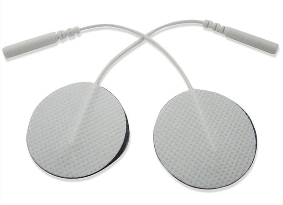 Replacement Electrode Pads for E-TRIFIER Bob Beck's ZAPPER