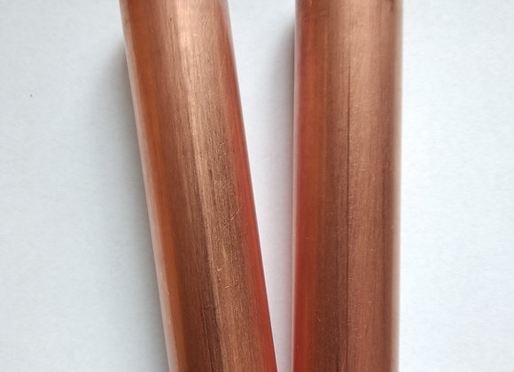 Replacement copper electrodes