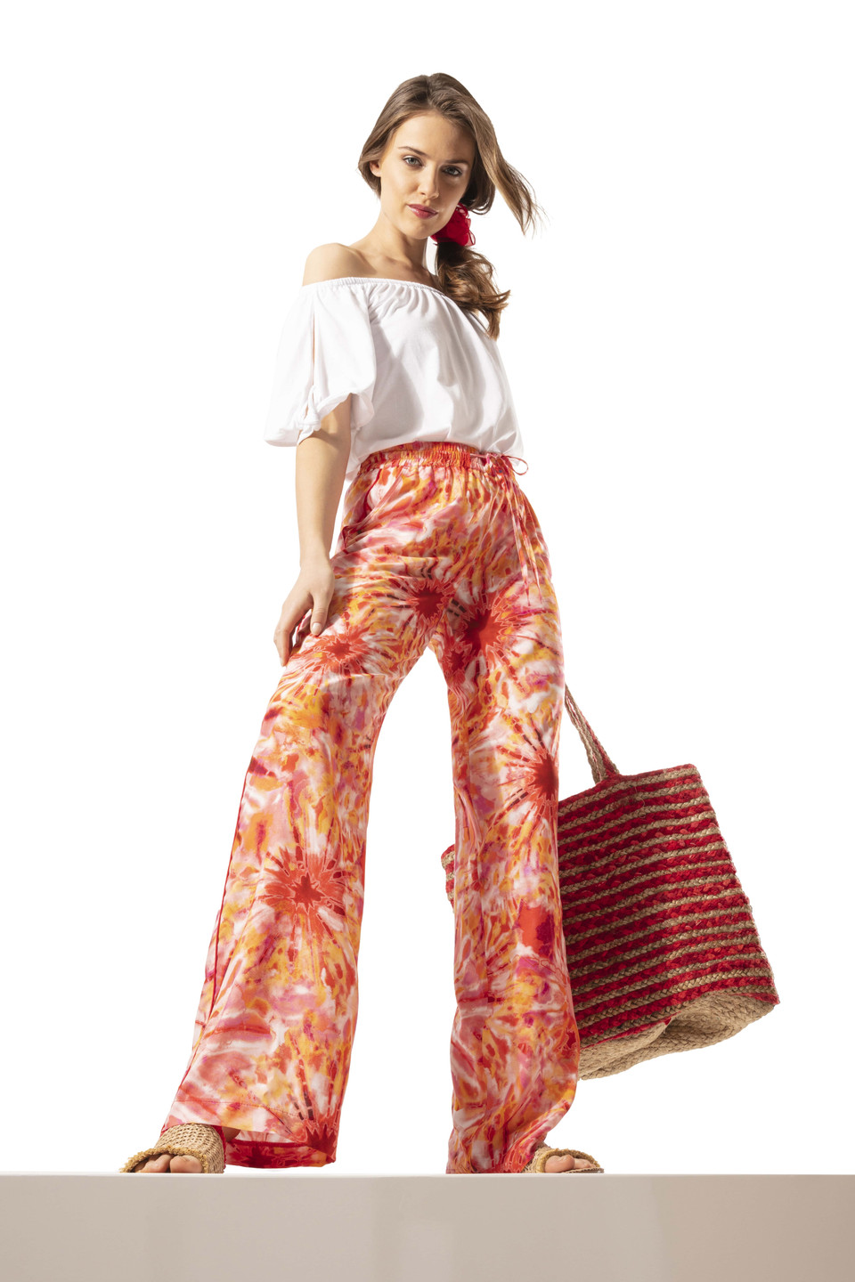 Trappered pant Wide Leg Batik-stark.jpg