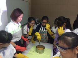 環保肥皂工作坊 - 綠領行動