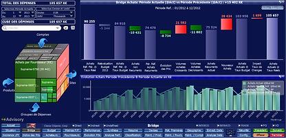 Analyse de la performance Achats