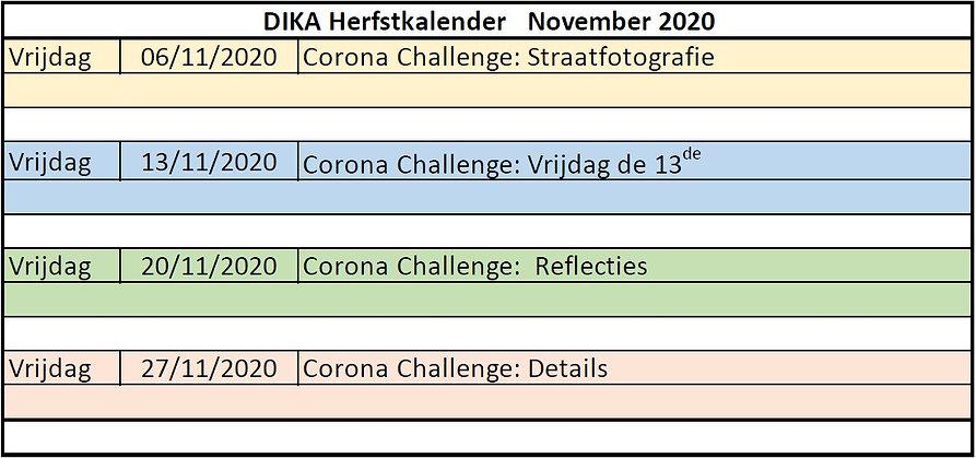 Corona challenge - november.jpg
