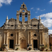 Kreta - Arkadi klooster