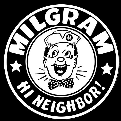 Milgram Tee