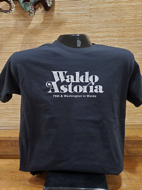 Waldo Astoria Tee