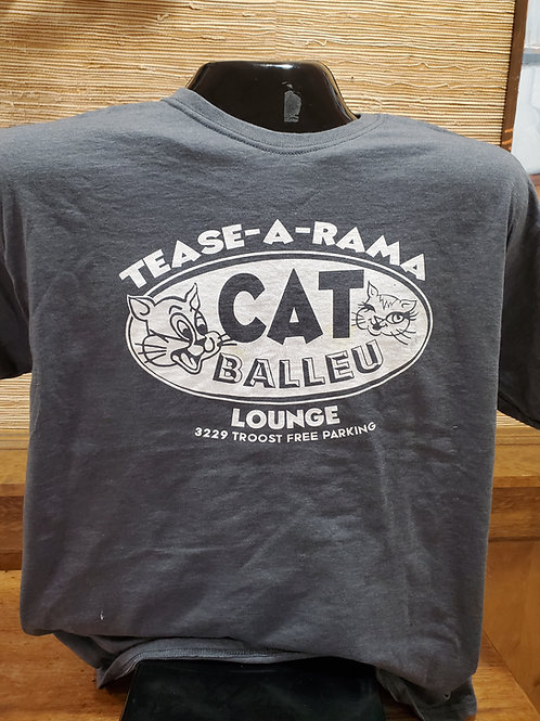 Cat Balleu Tee