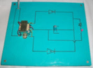 Full Wave Rectifier Class 12 Project CBSE