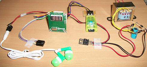 MP3 Player with FM Radio Project