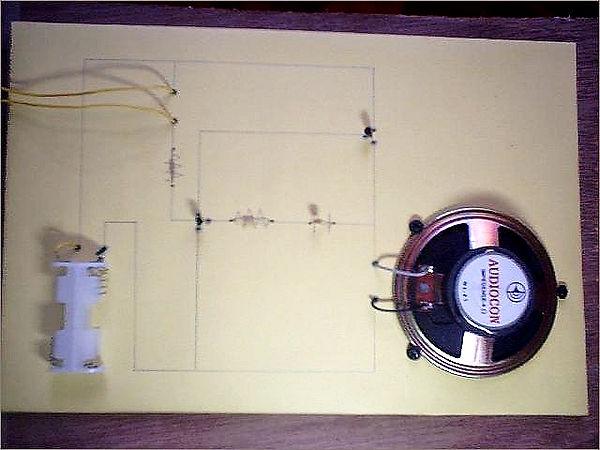 Rain Detector Project, Rain Alarm Model