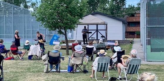 Concert in the Garden - June 23, 2021