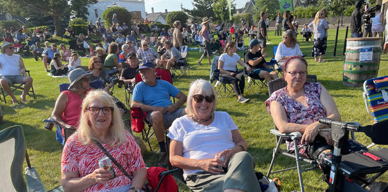 Heritage Park - Music in the Park