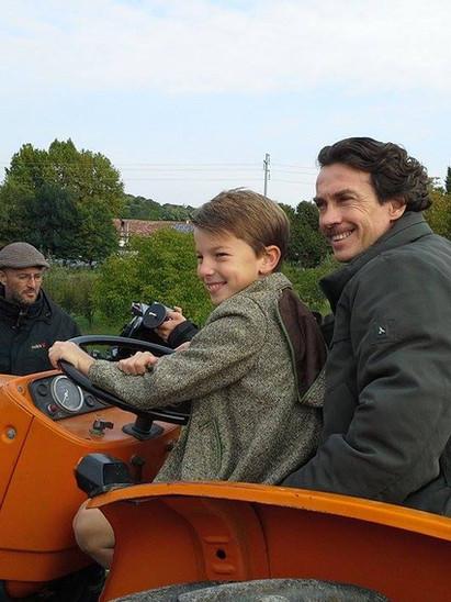 Jacopo Missana - fiction Di padre in figlia