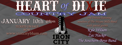 Heart of Dixie Country Jam