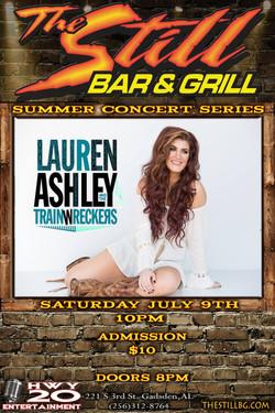 Laurn Ashley Poster