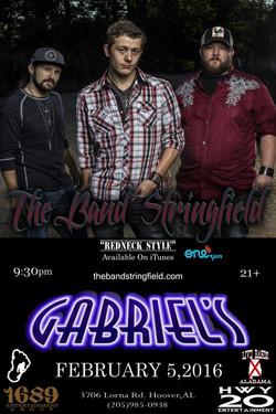 Stringfield Poster