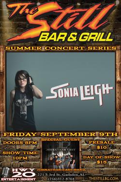 Sonia Leigh September