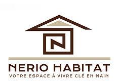 creation logo reunion pour Nerio Habitat réalisé par le Studio Oxygène agence de pub graphiste à la Réunion