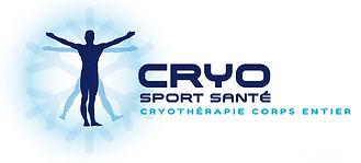 création logo reunion pour Cryo Sport Santé réalisé par le Studio Oxygène agence de pub graphiste à la Réunion
