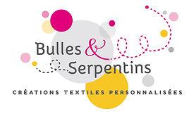 creation logo reunion pour Bulles et Serpentins réalisé par le Studio Oxygène agence de pub graphiste à la Réunion