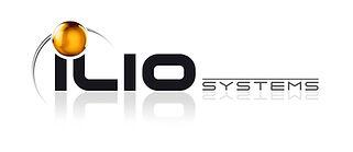 creation logo reunion pour Ilio Systems réalisé par le Studio Oxygène agence de pub graphiste à la Réunion
