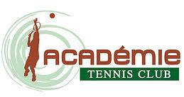 creation logo reunion pour Académie Tennis Club réalisé par le Studio Oxygène agence de pub graphiste à la Réunion